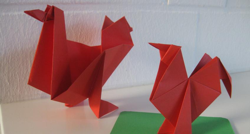 Nachrichten Minden - Origami-Stammtisch bereitet das Chinesische ...