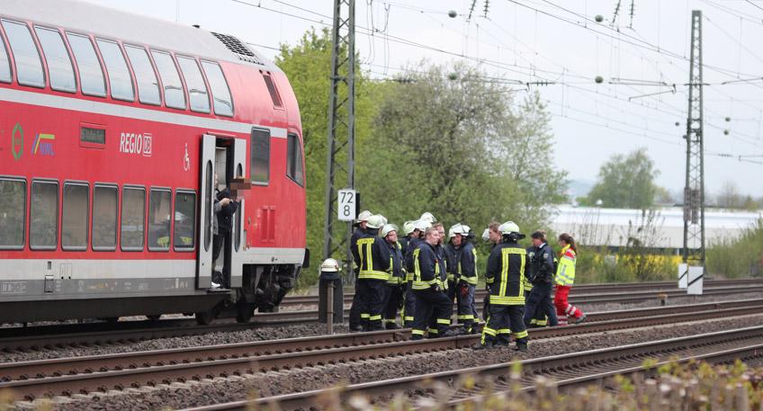 Notarzteinsatz Am Gleis München Heute