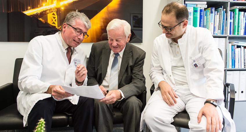 Klinikum setzt neue Behandlungsmethode gegen Krebs ein