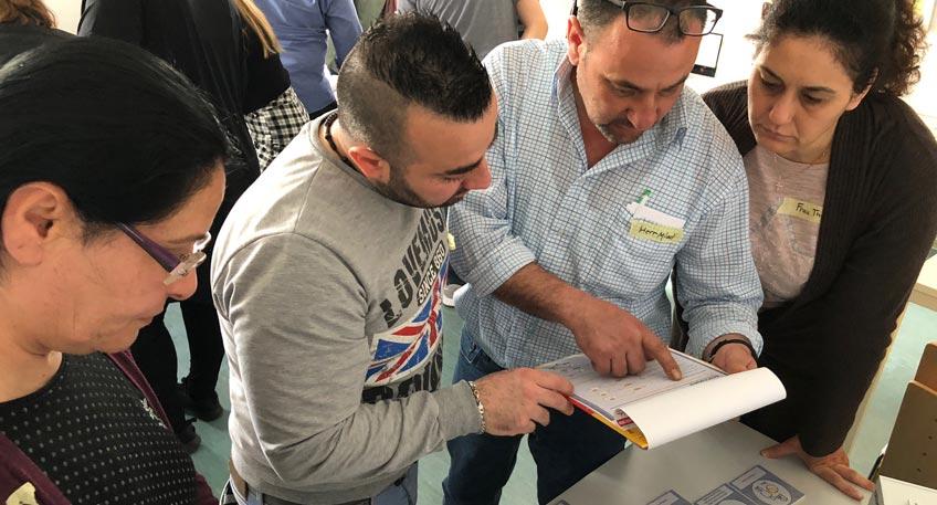 Energie-Spar-Workshop für Menschen mit  Migrationshintergrund