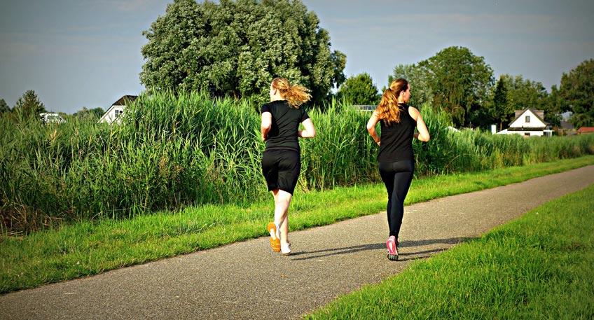 Sport mit Diabetes: Kleine Verletzungen im Auge behalten