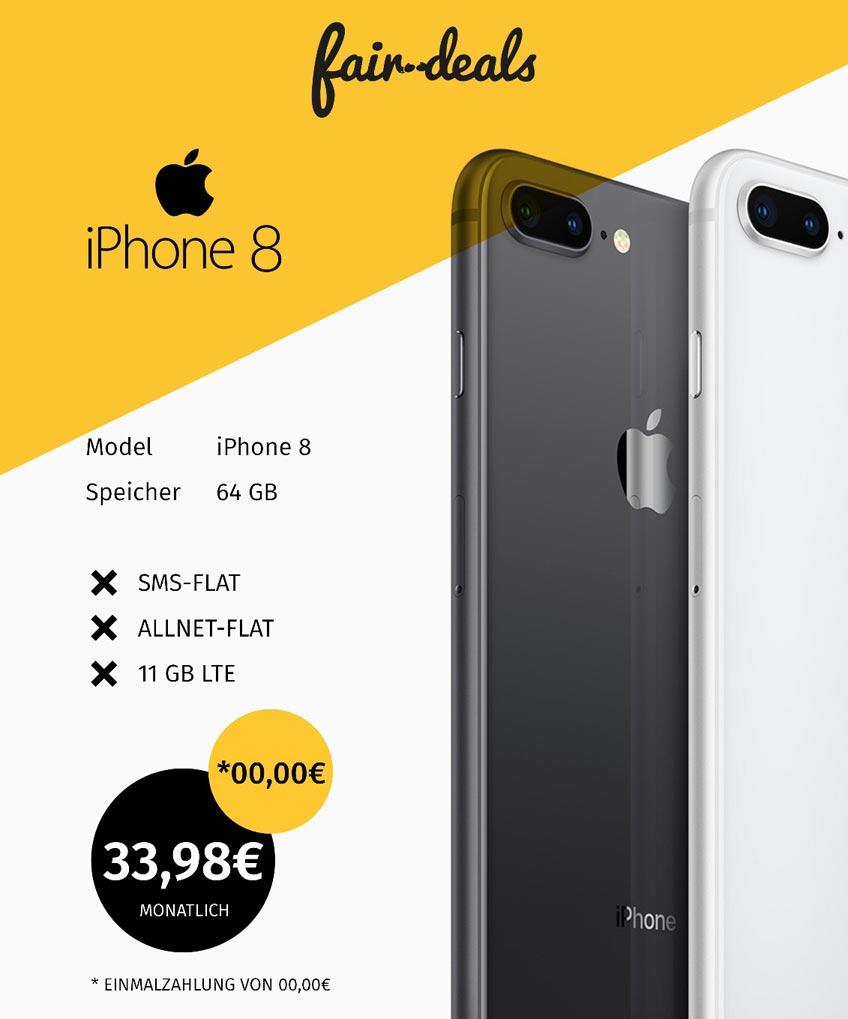 Neuste Smartphones zum kleinen Preis