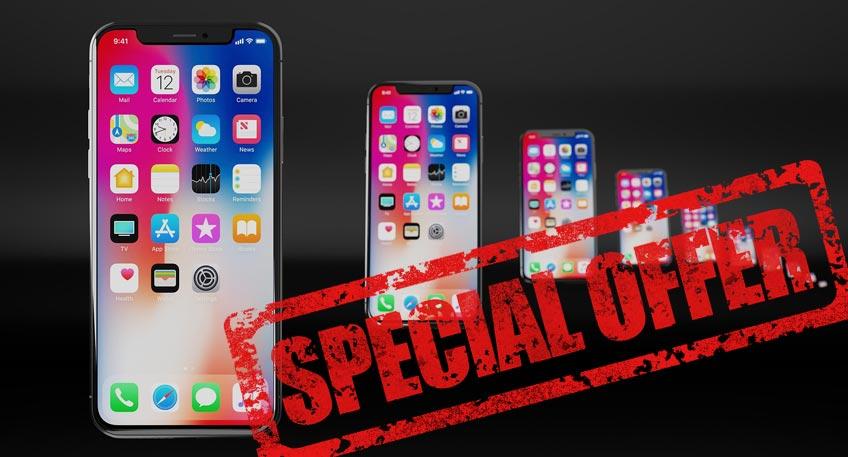 Mega-Deal: Neuste Smartphones zum kleinen Preis [ANZEIGE]