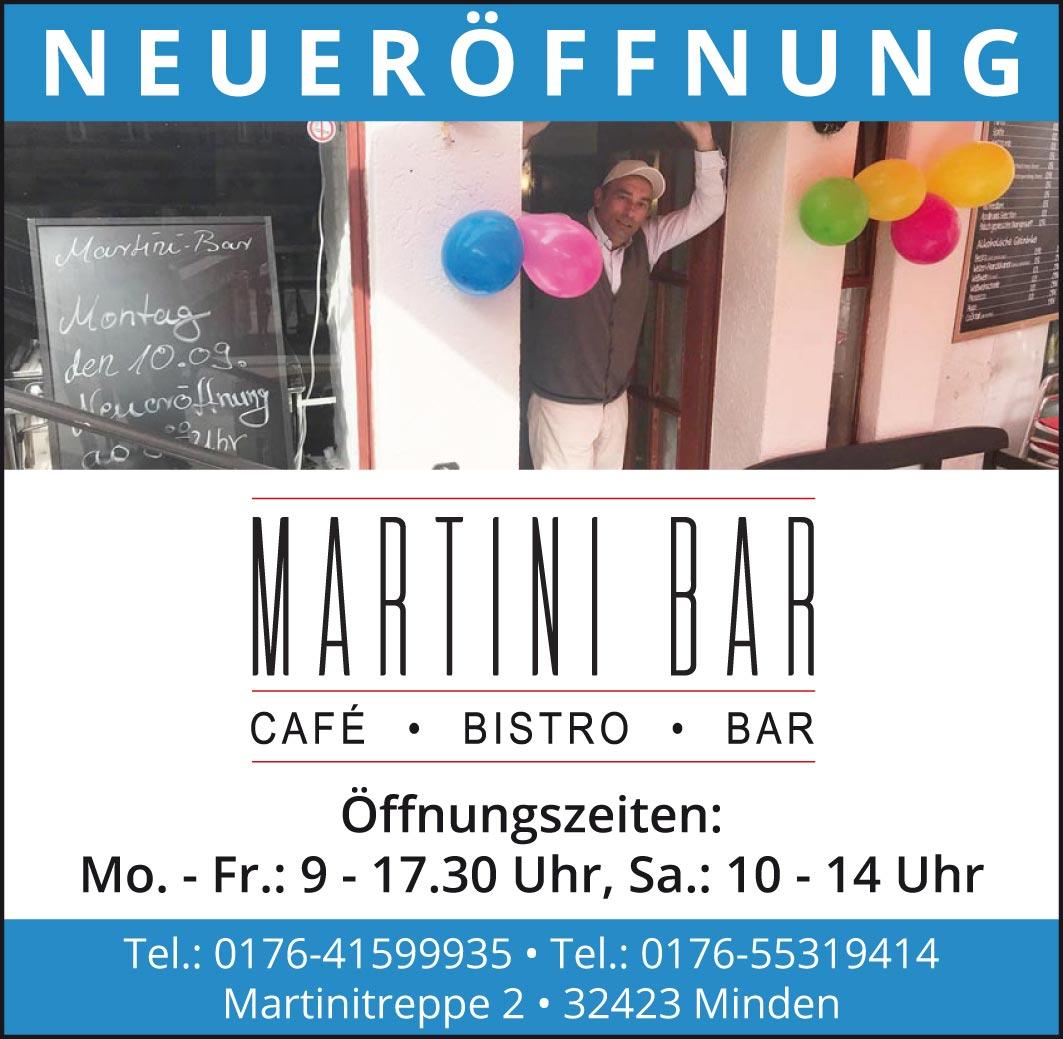 20180914 hallo minden neueroeffnung martini bar