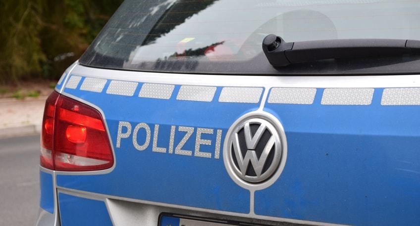Schneller Fahndungserfolg - Polizei fasst Diebe