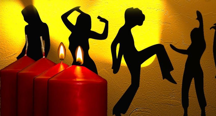 Advent, Advent die Party brennt - Drei Eventtipps fürs Wochenende