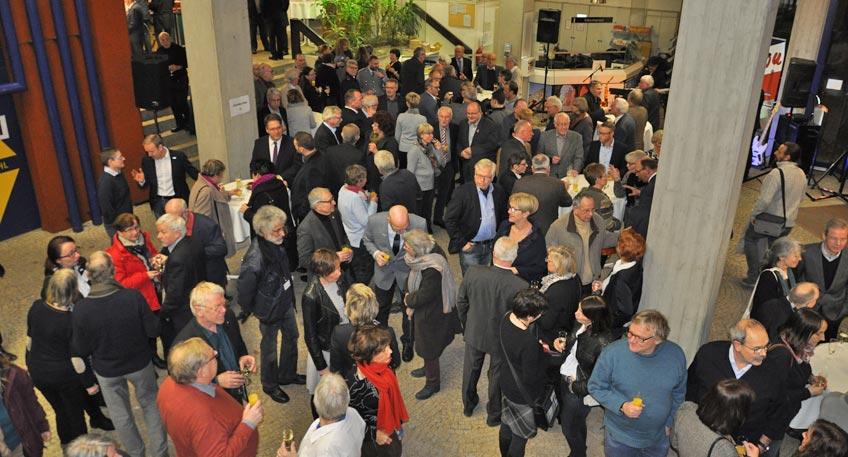 Stadt Minden lädt zum Neujahresempfang ein