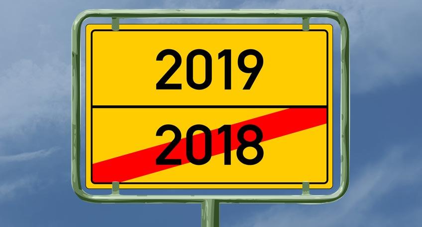 Das ändert sich 2019 für Verbraucher