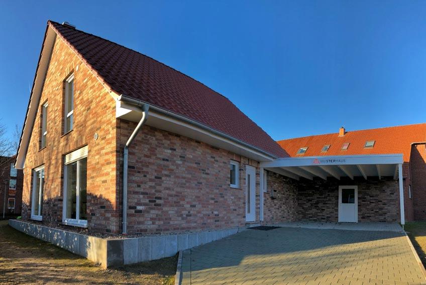 Baupartner eröffnet Musterhaus in Porta Westfalica
