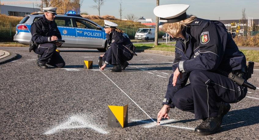 Verunfallter Fußgänger erliegt seinen Verletzungen