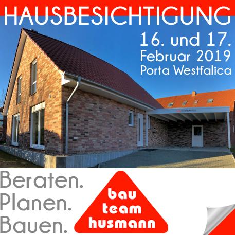 Bauteam Husmann Minden Porta Westfalica