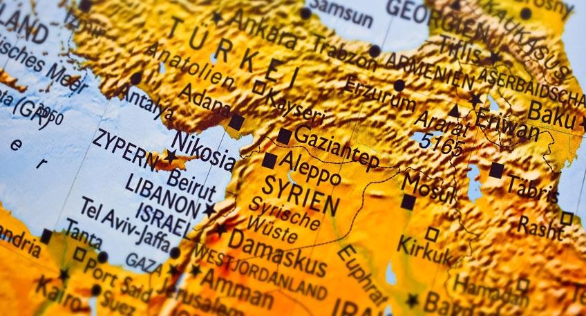 Syrien, Menschen, Schicksale - Vortrag von einem Geflüchteten