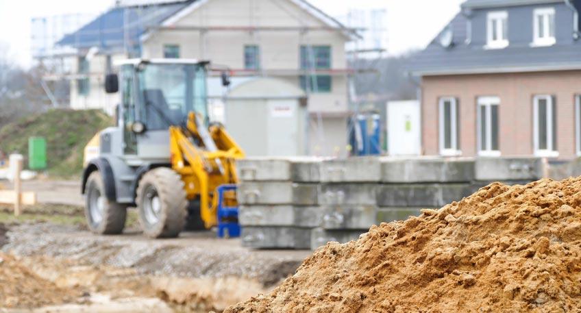 Baulandpreise in Minden steigen weiter an