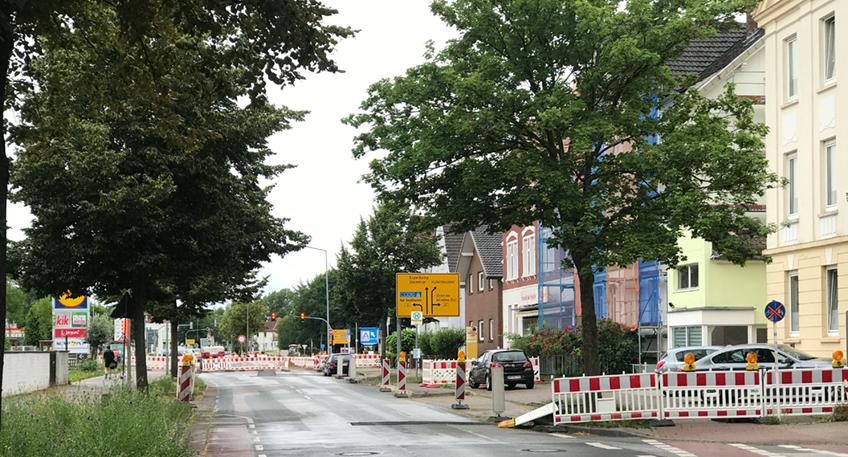 20201008 hallo minden vollsperrung stiftstrasse