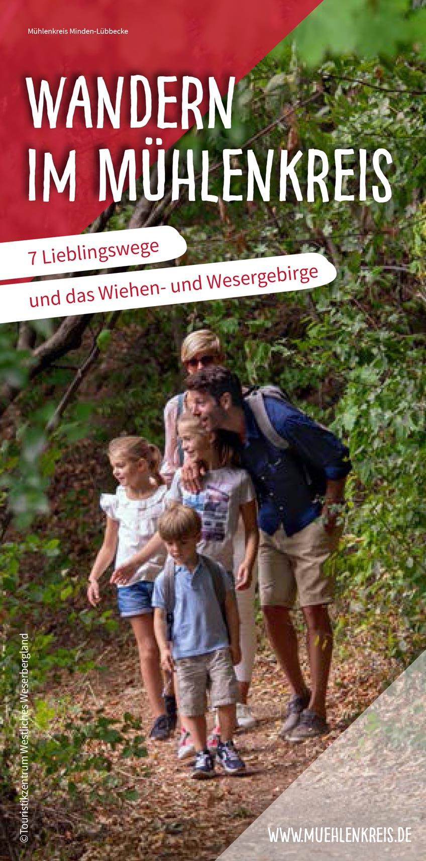Wandern und Naturerleben liegen im Trend und werden jedes Jahr beliebter. Das Wiehen- und Wesergebirge ist als Wandergebiet durchaus bekannt, touristisch aufgewertet wird das Gebiet jetzt durch die professionelle Ausschilderung.