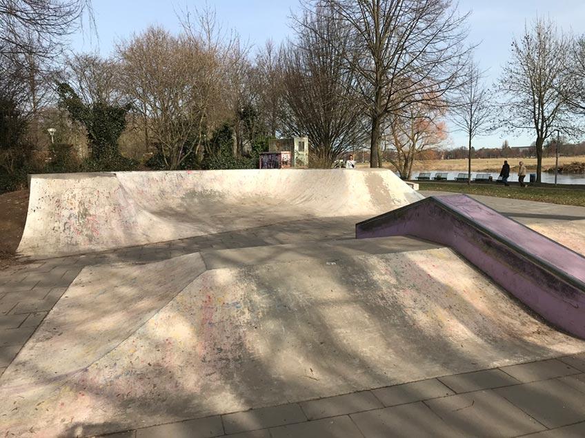 20210224 hallo minden skatepark wird gesperrt 00