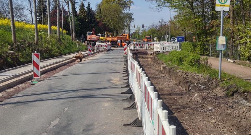 Die Stadt Minden will mit den Bürgerinnen und Bürgern frühzeitig in einen Dialog treten, wenn beitragsfähige Straßenarbeiten in Angriff genommen werden sollen. Das betrifft in erster Linie die Erst-Ausbauten von Straßen aber auch Wiederherstellungen.