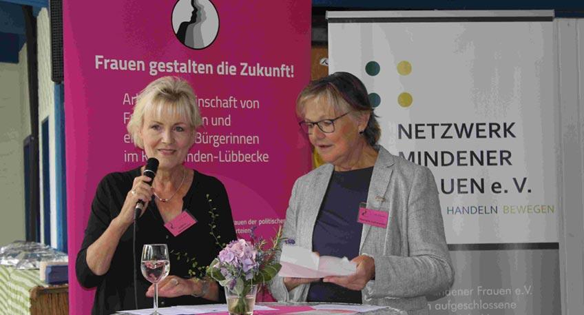 AG der Frauengruppen und engagierten Frauen im Kreis Minden-Lübbecke