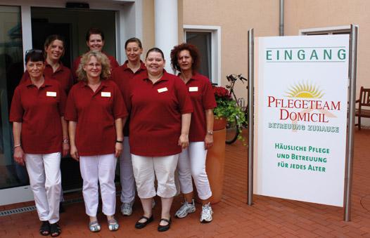 Pflegeteam Domicil