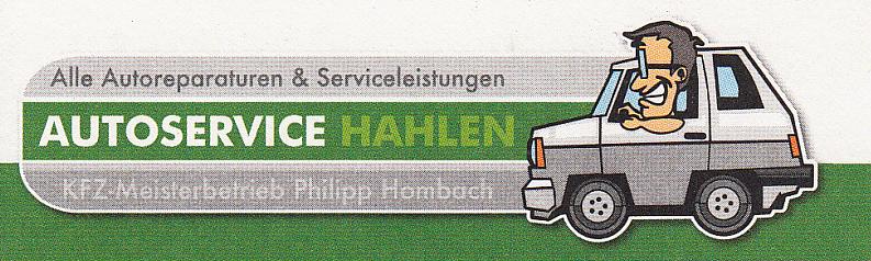 Autoservice Hahlen Philipp Hombach