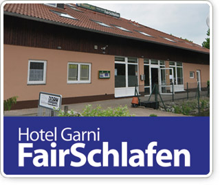 Hotel Fairschlafen Minden