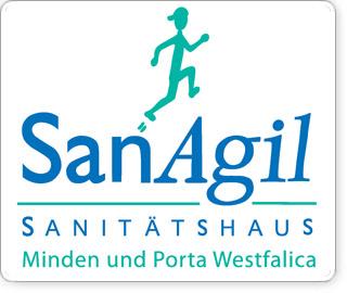 SanAgil Logo