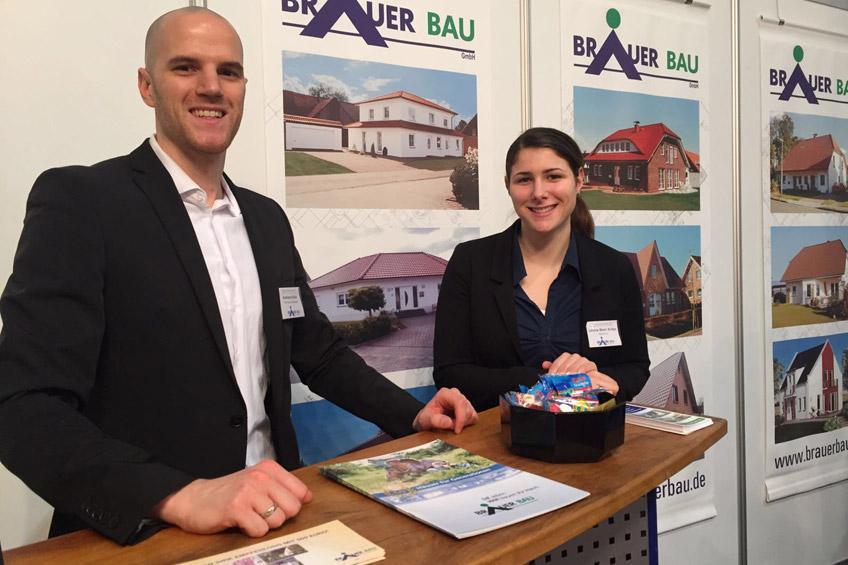 Bau- & Energiemesse in der Kampa-Halle