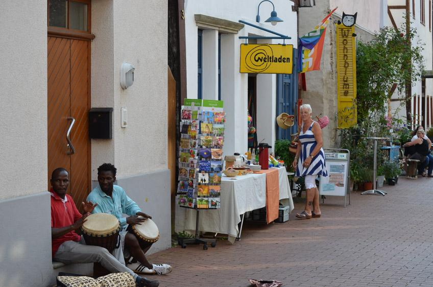 Schnurrviertel in Mindens Altstadt eröffnet