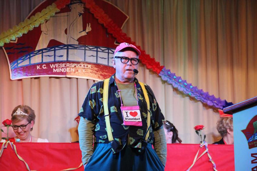 Weserspucker eröffnen Karneval-Session 2017