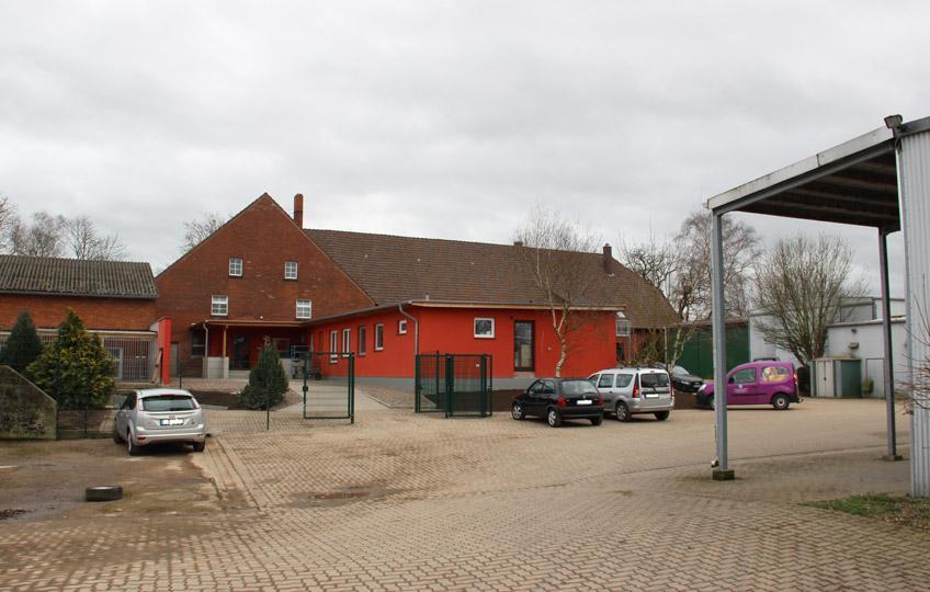 Tierheim Minden endlich umgezogen