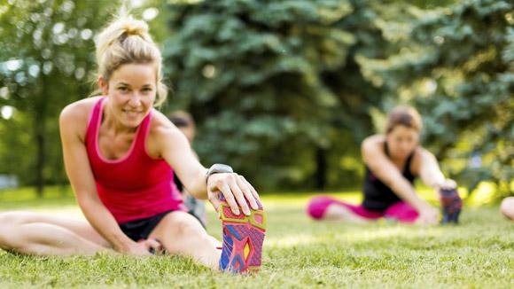 Wichtig für Freizeitsportler: Trainingstipps vom Profi