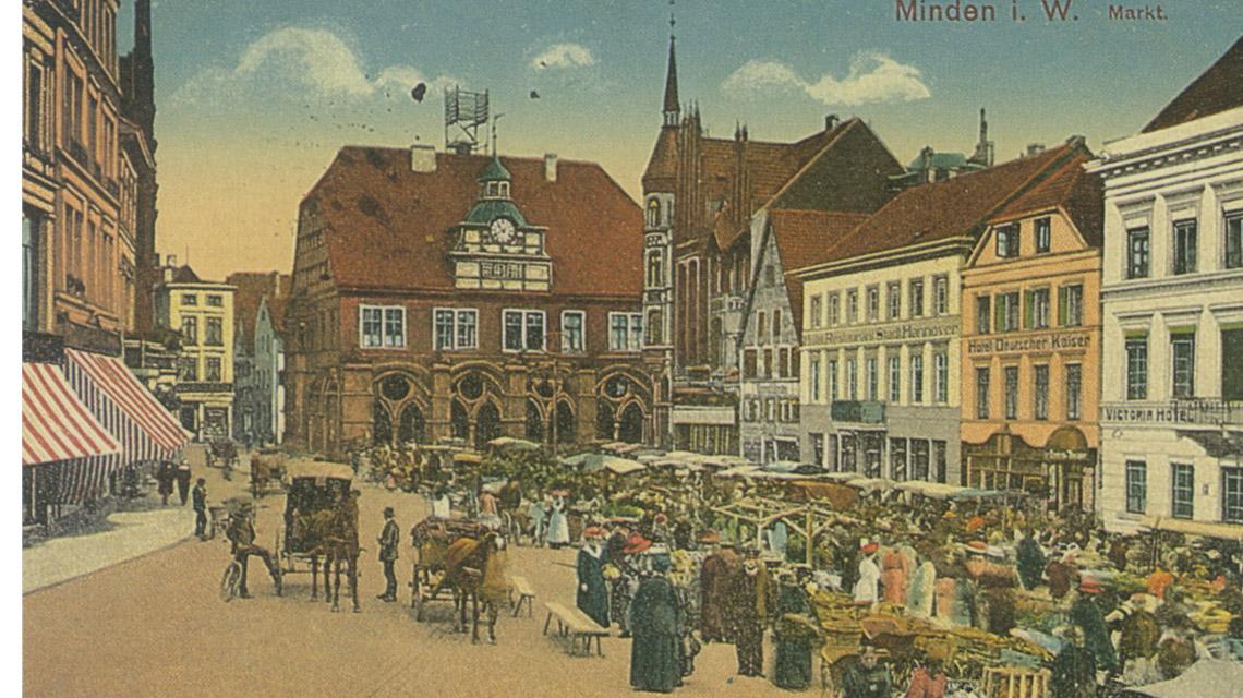 Mindener Museum eröffnet Sonderausstellung am Samstag.