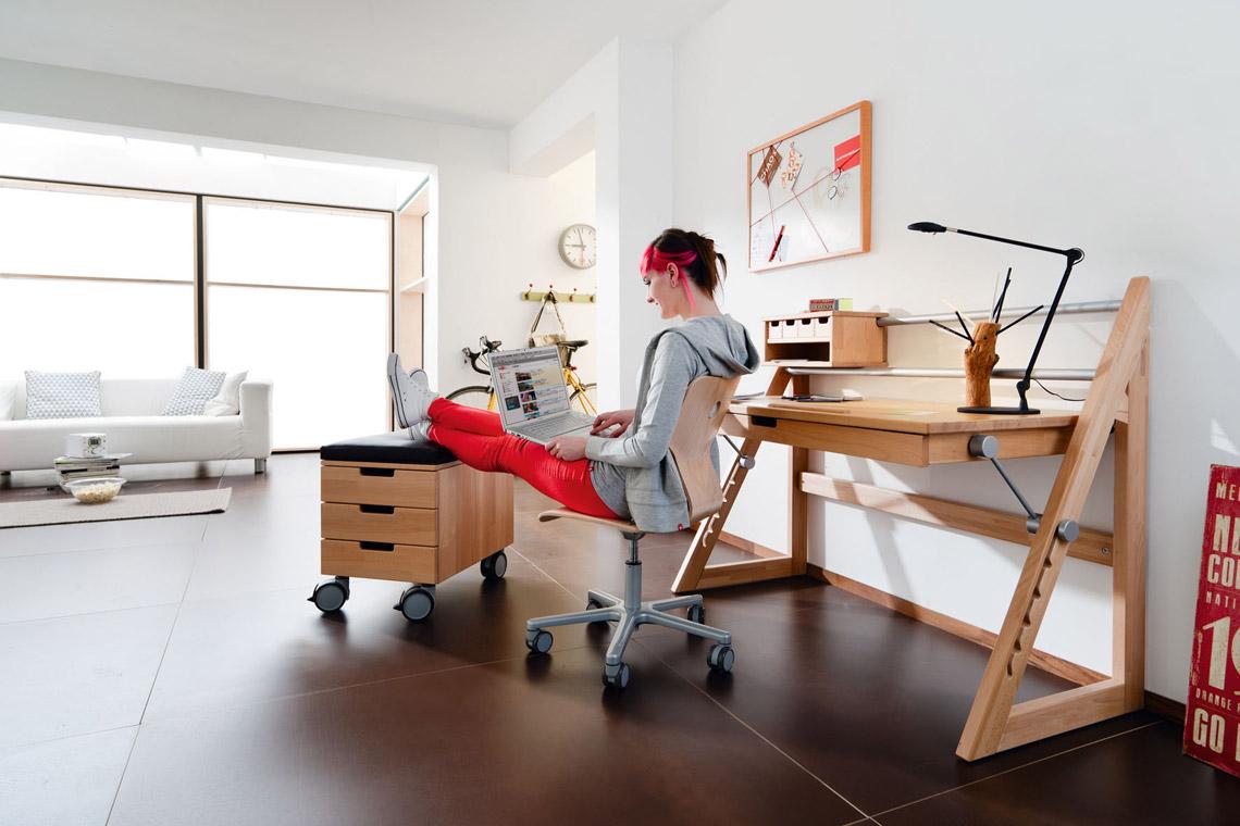 Starre Möbel sind ungesund