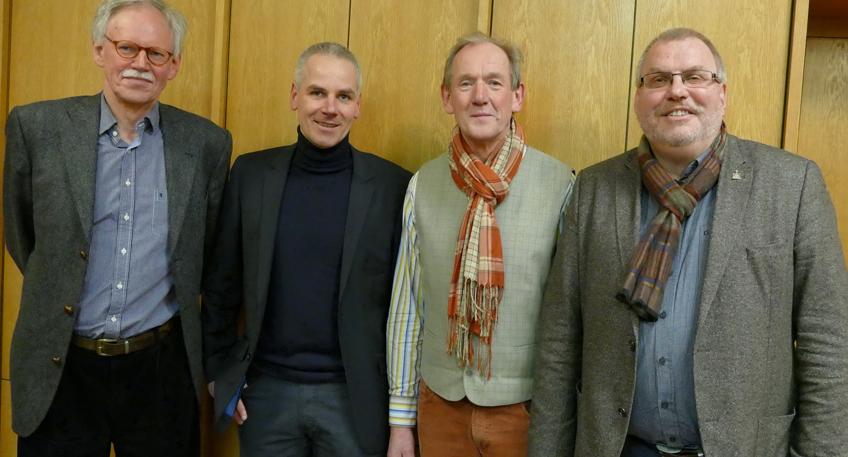 Vorstandswahlen beim Dombau-Verein Minden