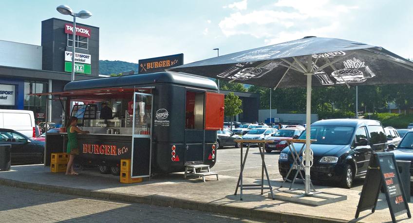 Nachrichten Porta Westfalica Erstes Foodtruck Event Kommt Nach