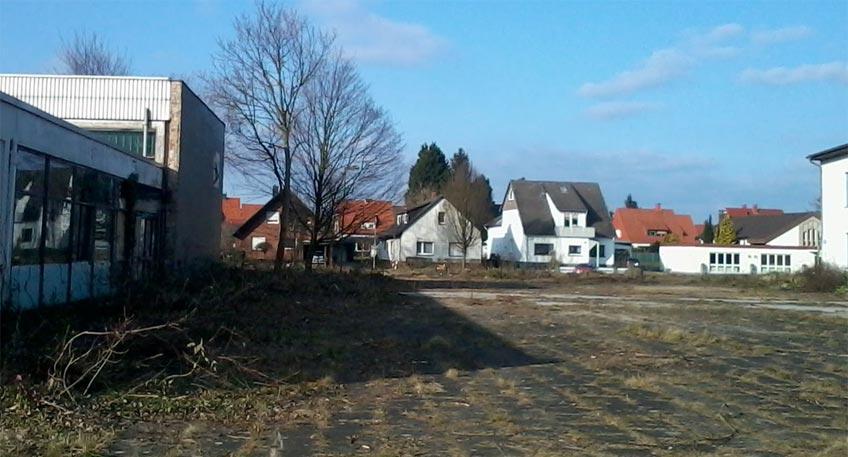 Nachrichten Minden Neues Baugebiet In Dutzen Stadt Erschliesst
