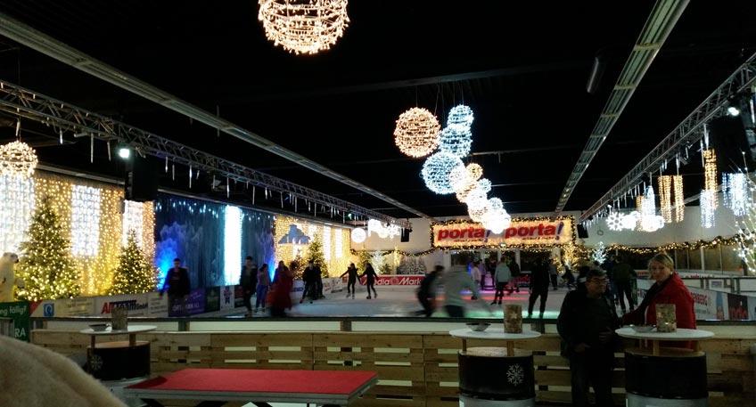 Nachrichten Porta Westfalica Eisbahn Porta On Ice Ist Wieder In