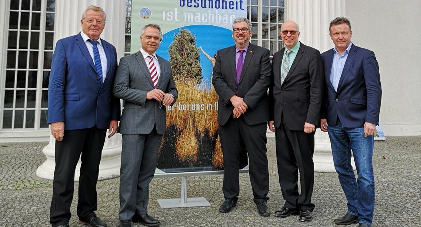 Nachrichten Bad Oeynhausen - Stadt Bad Oeynhausen zurück
